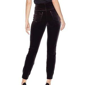 Lysse Remy Velvet Cigarette Pants black large